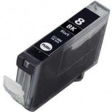 Rašalinė Canon neorginali kasetė CLI-8 BK Juoda