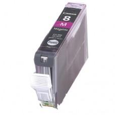 Rašalinė Canon neorginali kasetė CLI-8 MG Raudona spalva