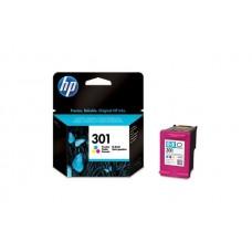 Rašalinė orginali kasetė HP 301 ( Spalvota)