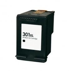 Rašalinė neorginali kasetė HP 301 XL  Juoda padidinta talpa