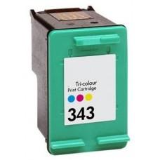 Rašalinė kasetė neorginali HP 343 Spalvota  C8766EE