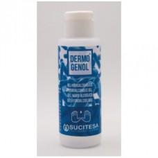 Rankų dezinfekcinis skystis gelis Dermogenol 100 ml